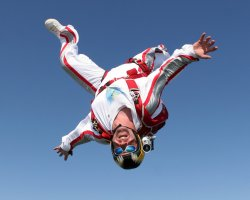 Central Arkansas Skydiving Cas Is Located At The Morrilton Munil Airport