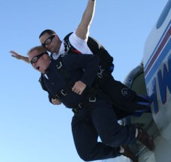 The Tandem Jump Is A Training Skydive Where You Will Experience All Aspects Of Skydiving With Little Or Time Required